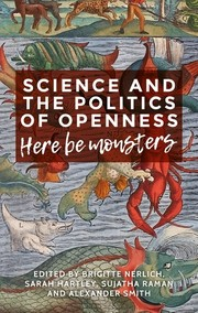 Cover Science and the politics of openness