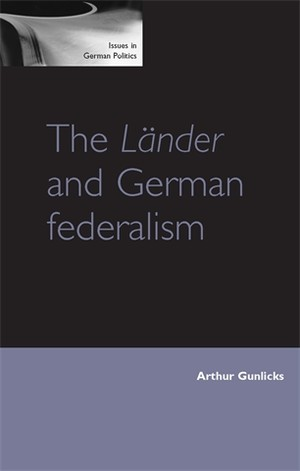 Cover The Länder and German federalism