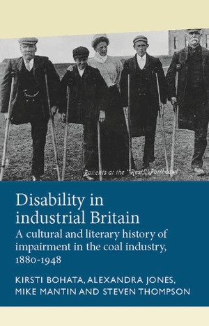 Cover Disability in industrial Britain