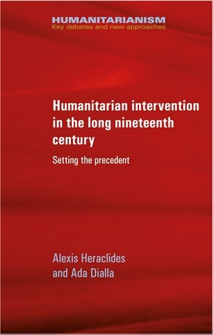 Cover Humanitarian intervention in the long nineteenth century