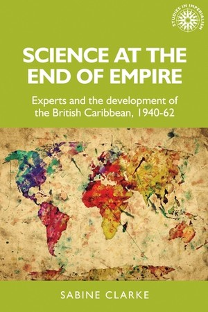 Cover Science at the end of empire