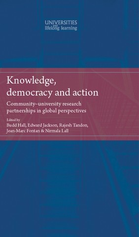 Cover Knowledge, democracy and action