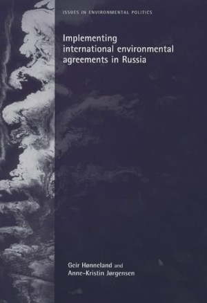 Cover Implementing international environmental agreements in Russia