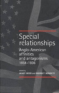 Cover Special relationships