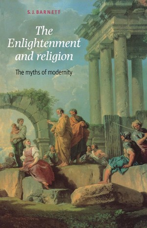 Cover The Enlightenment and religion