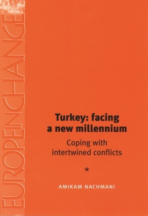 Cover Turkey: facing a new millennium