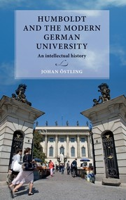 Humboldt and the modern German university