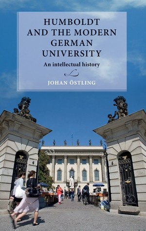 Cover Humboldt and the modern German university
