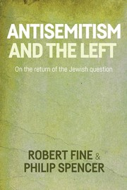 Cover Antisemitism and the left