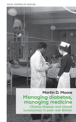 Cover Managing diabetes, managing medicine