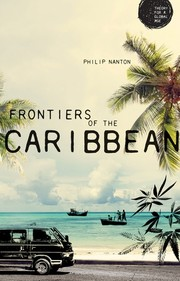 Cover Frontiers of the Caribbean