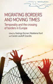 Cover Migrating borders and moving times