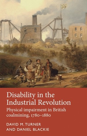 Cover Disability in the Industrial Revolution