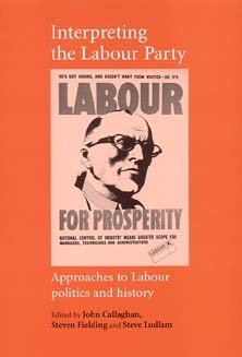 Cover Interpreting the Labour Party