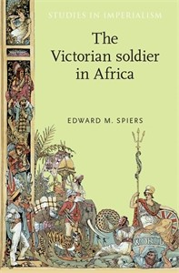 Cover The Victorian soldier in Africa