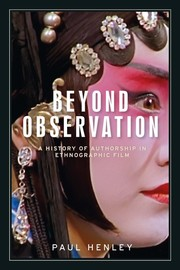 Cover Beyond observation