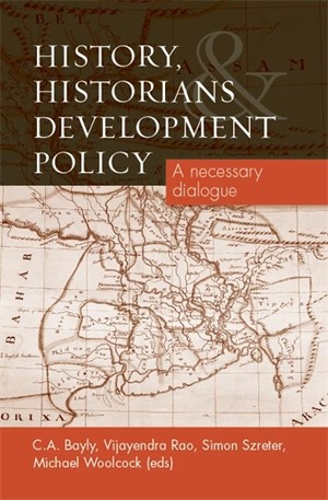 Cover History, historians and development policy